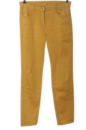 Brax Jeansy ze stretchu jasny pomarańczowy W stylu casual