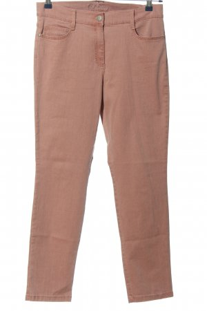 Brax Jeans elasticizzati rosa stile casual