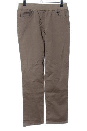 Brax Pantalone elasticizzato bronzo stile casual