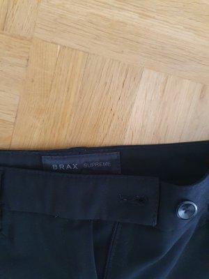 Brax Pantalone jersey nero