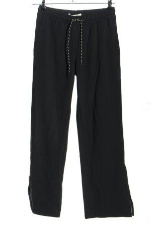 Brax Pantalon de jogging noir style décontracté