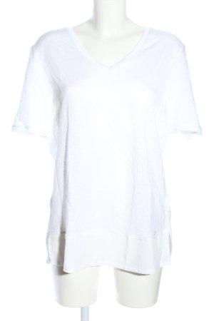 Brax T-Shirt weiß Casual-Look