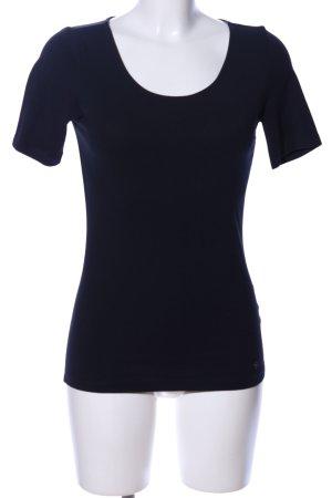 Brax T-Shirt schwarz Casual-Look
