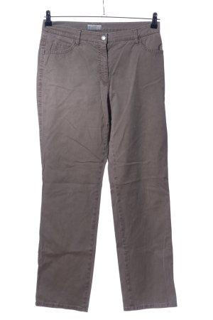 Brax Treggings grigio chiaro stile casual