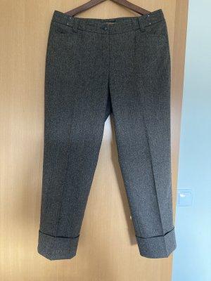 Brax Pantalon en laine brun