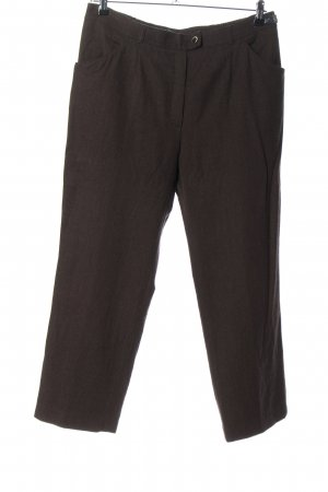 Brax Wollhose braun Casual-Look
