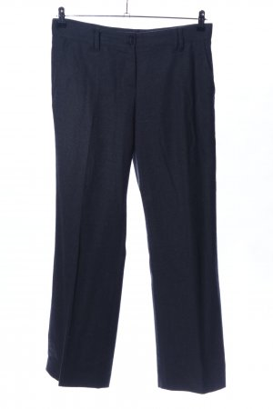 Brax Wollhose blau Business-Look