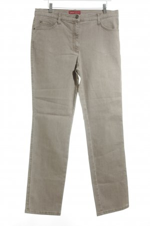 Brax Wollhose camel Casual-Look
