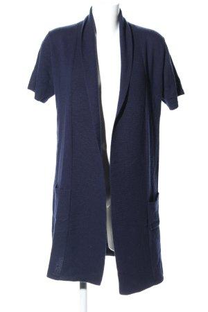 Brax Wolljacke blau Casual-Look