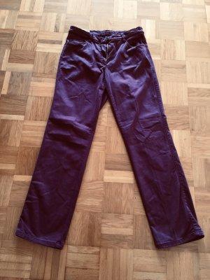 Brax Pantalón de cinco bolsillos rojo zarzamora