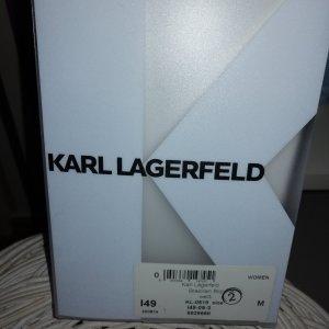 Karl Lagerfeld Bottom white-black