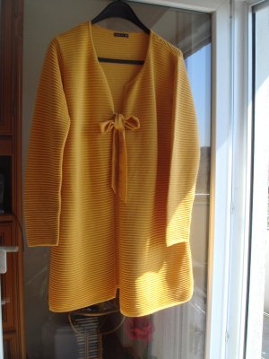 Bréal Cardigan dark yellow