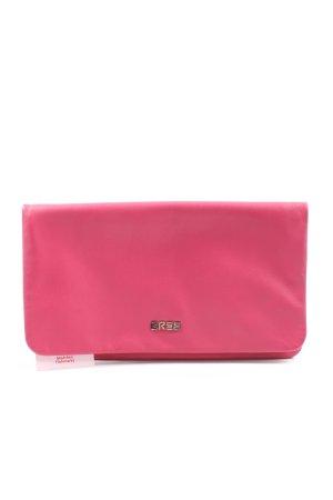 Bree Clutch pink Motivdruck Casual-Look