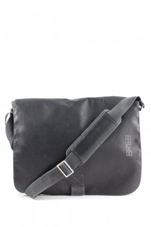 Bree College Bag black-light grey casual look