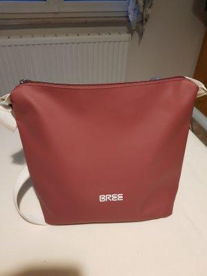 Bree Handbag bordeaux hemp