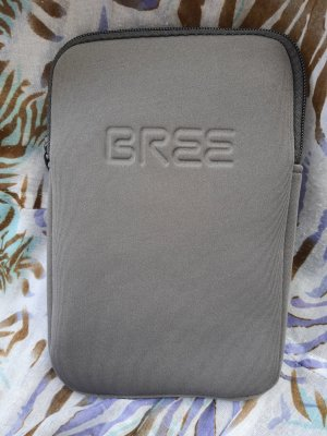 Bree Borsa pc marrone-grigio