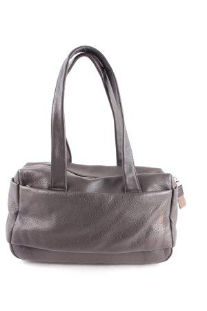 Bree Handtasche dunkelbraun Street-Fashion-Look Leder