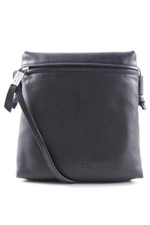 Bree Handtasche schwarz Business-Look