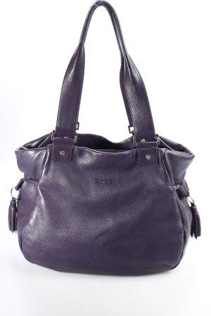 Bree Carry Bag dark violet casual look