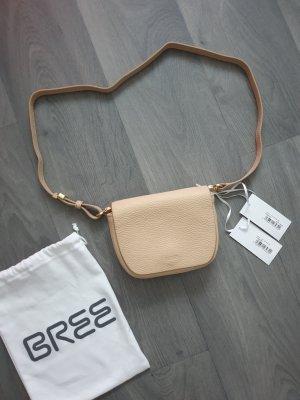 Bree Justine 1 kleine mini Tasche beige