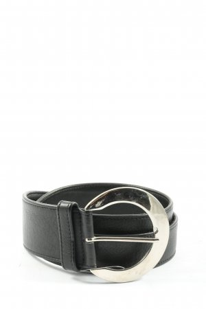 Bree Faux Leather Belt black casual look
