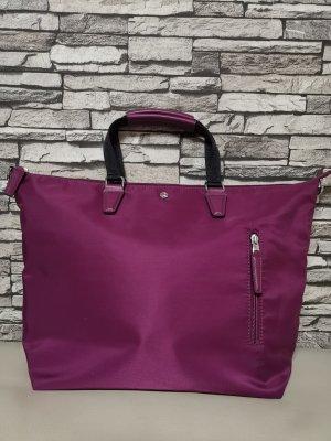 Bree Mercedes Benz Tasche 2017 Collection Pflaume Handtasche