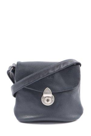 Bree Minitasje blauw zakelijke stijl