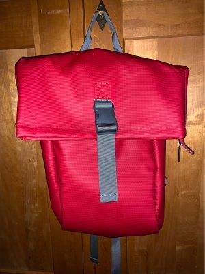 Bree Plecak na notebooka czerwony-szary
