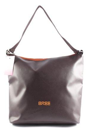 Bree Borsa messenger marrone stile casual