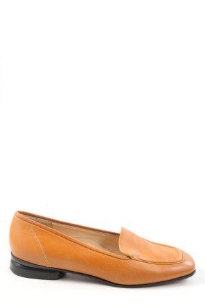 Bree Slip-on orange clair style décontracté