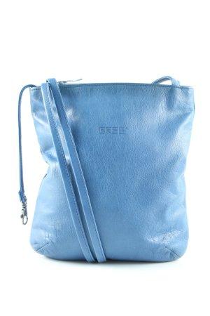 Bree Sac porté épaule bleu style décontracté