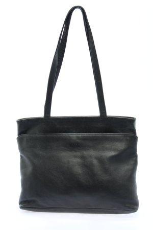 Bree Sac porté épaule noir style décontracté