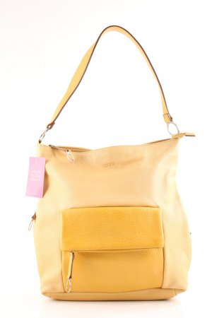 Bree Shopper blassgelb Casual-Look