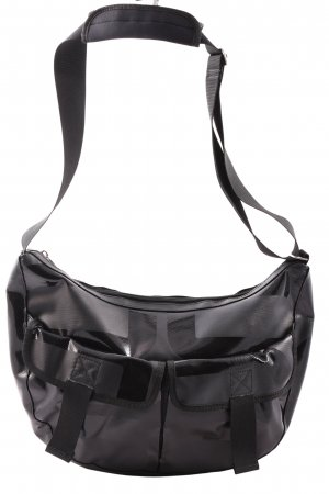 Bree Sports Bag black casual look