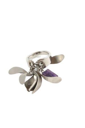 Breil Anello di fidanzamento argento stile casual