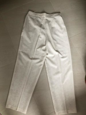 breit geschnittene Anzughose, Gr. 42