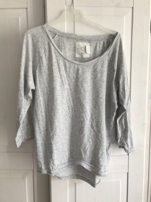 Breit geschnittenes Sweatshirt