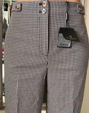 Massimo Dutti High Waist Trousers multicolored