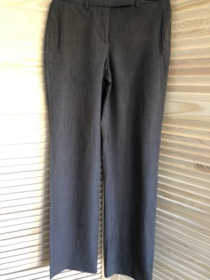 Breite Hose von Tommy Hilfiger, Gr. 34, braun, kariert