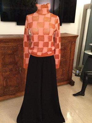 Stella McCartney Pantalón anchos negro