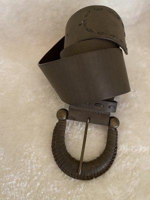 Pieces Cinturón de cadera marrón grisáceo