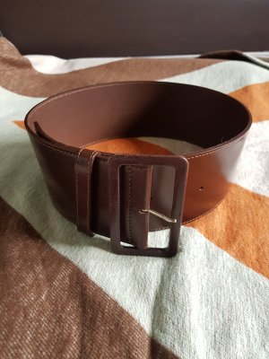 & other stories Waist Belt brown leather