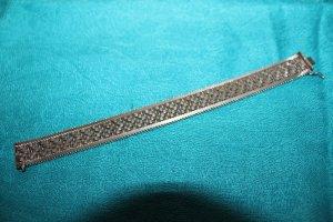 Breiteres, geschmeidiges Armband aus 925 Sterling Silber