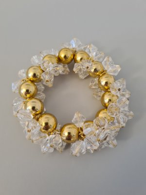 Pearl Bracelet gold-colored