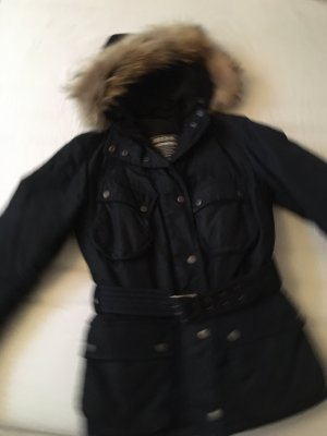 Brema Winter Jacket dark blue-blue