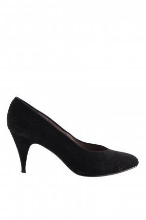 Brenda Zaro Spitz-Pumps schwarz Business-Look