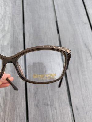 Brendel Brille mit Kristallen NEU