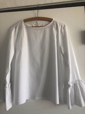 Breuninger Bluse in weiß