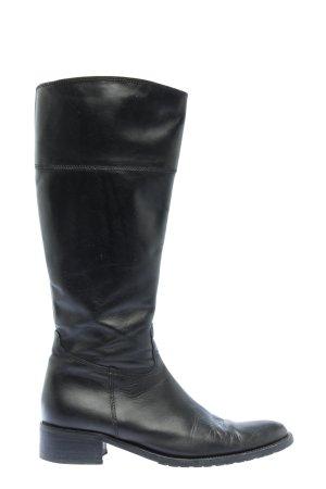 Breuninger Exquisit Heel Boots black casual look