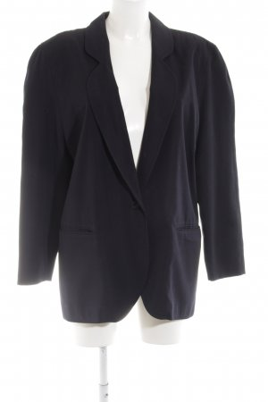 Breuninger Long-Blazer blau Business-Look